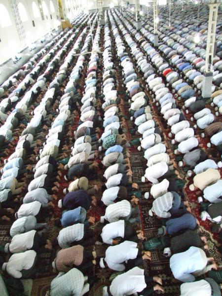 نماز جمعه