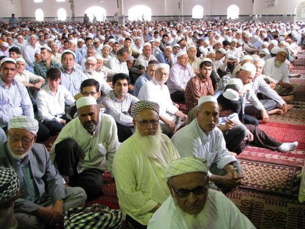 شکوه حضور3 - ماه مبارک رمضان 1393