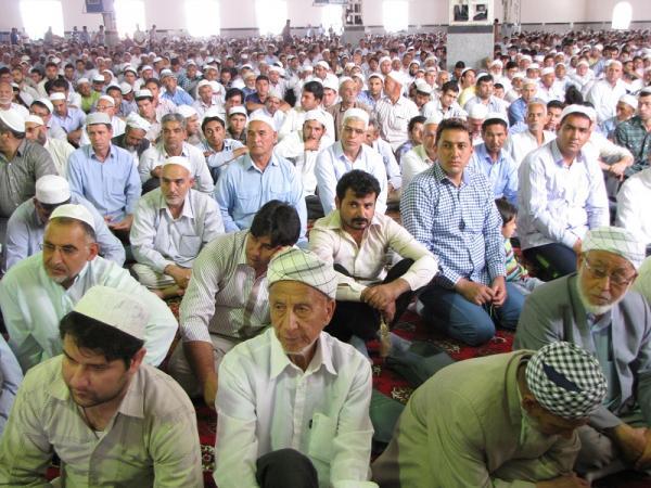 شکوه حضور5 - ماه مبارک رمضان 1393